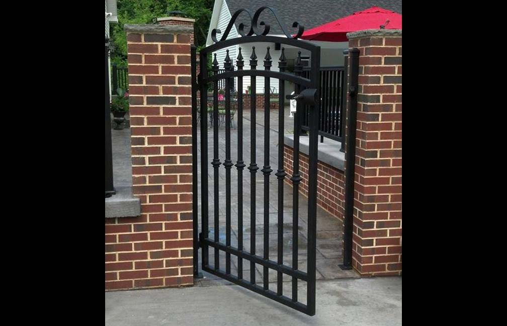 Gates Of All Types, Mechanically Operated Driveway Gates, Simple Patio  Entrance Gates, Horse Stalls And Many More. If You Have An Idea For A Gate  Contact Us ...
